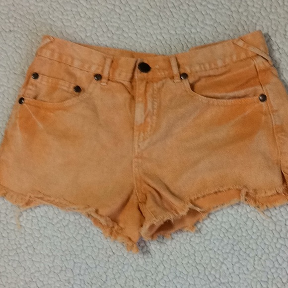 Free People Pants - Free People Shorts Size 28